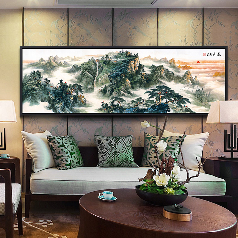 chinese painting artistic wall decor