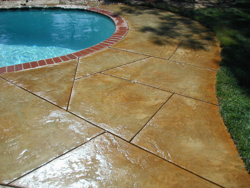 concrete pool ideas