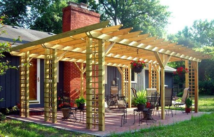 deck shade structures