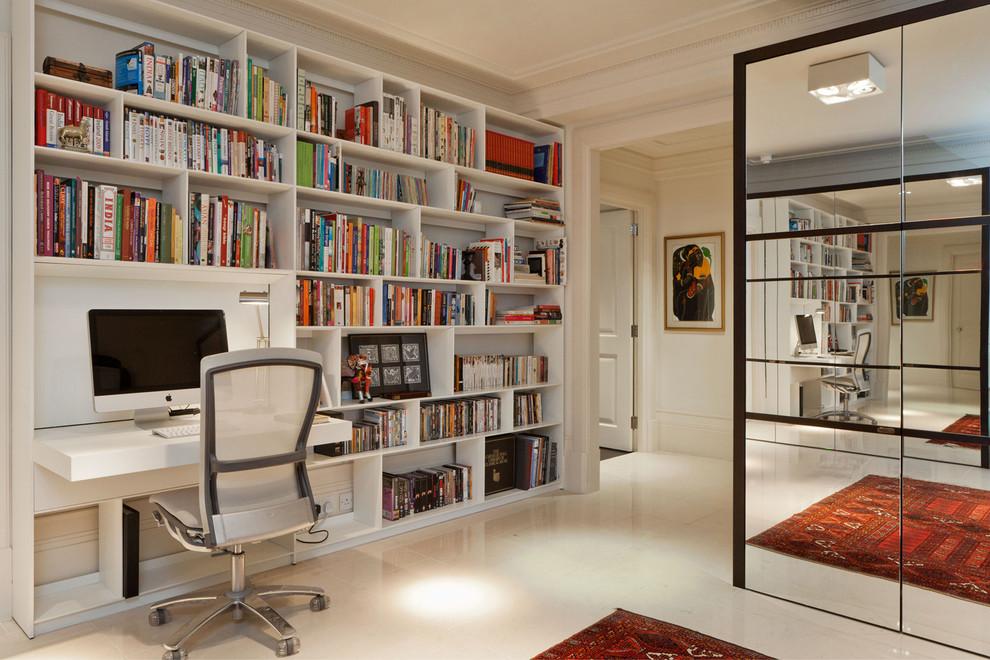 family room bookshelving ideas