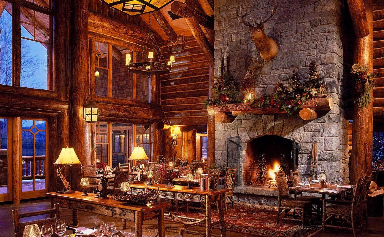 full wooden furniture ideas for winter season