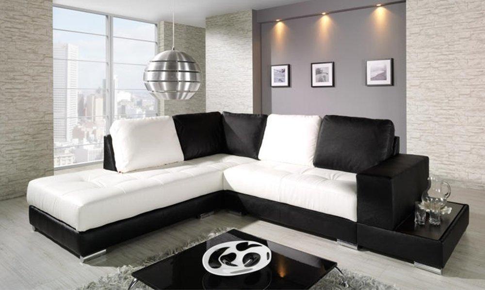 living room monochrome interior design