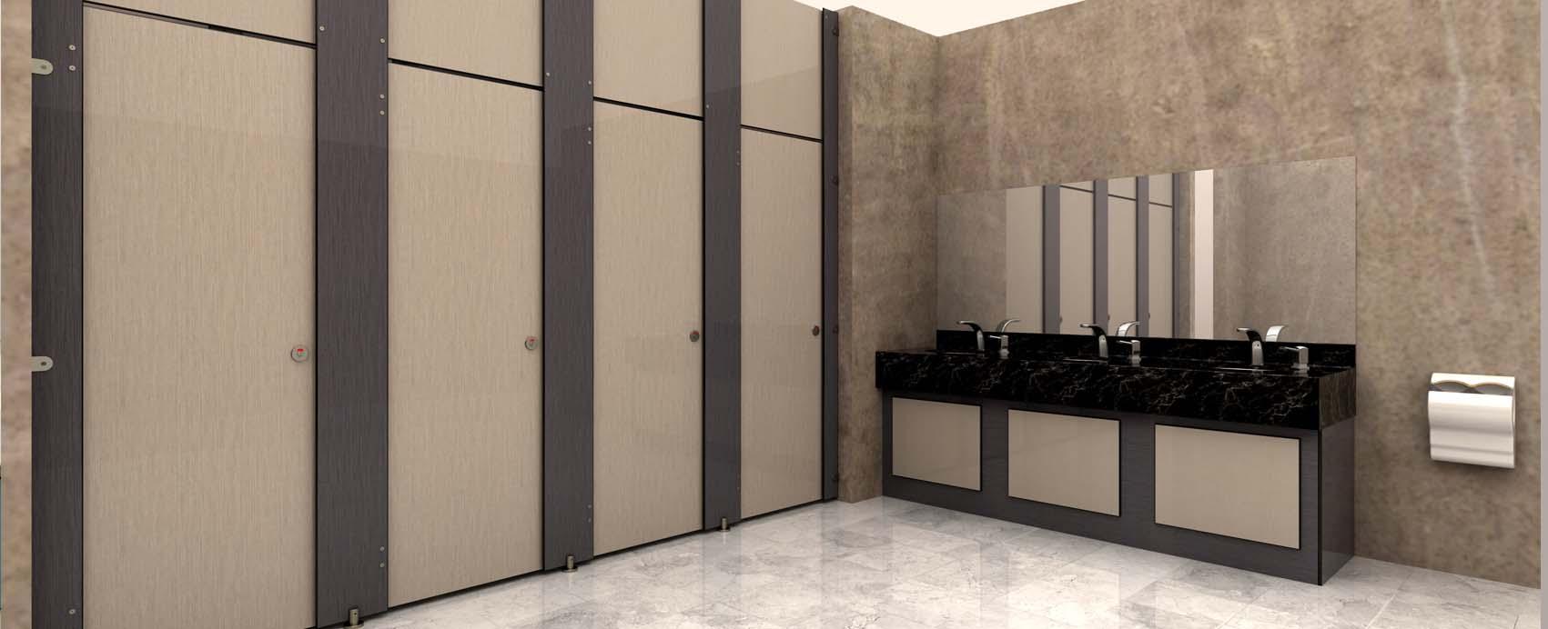metal partition