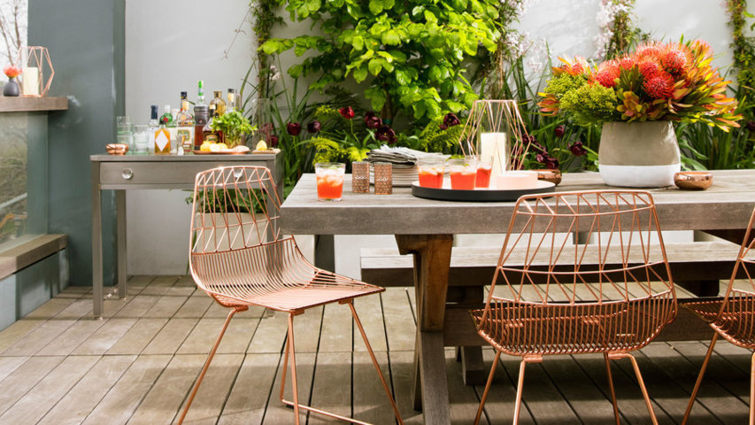 outdoor dining room furniture