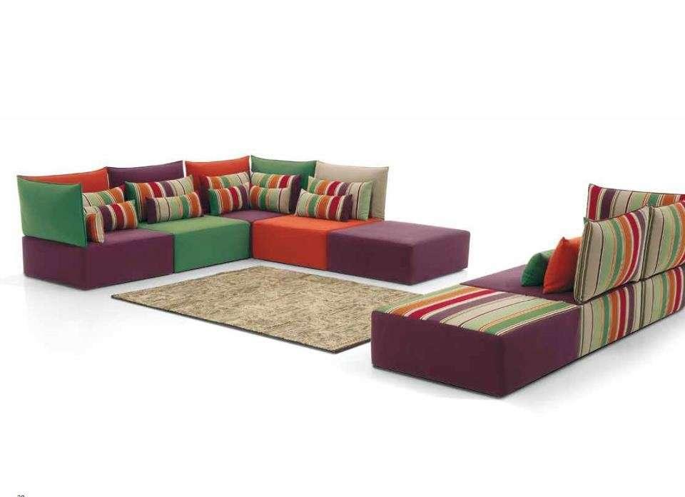 rainbow sofa bed double