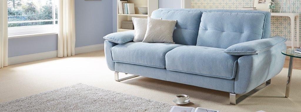 sofa bed bright color