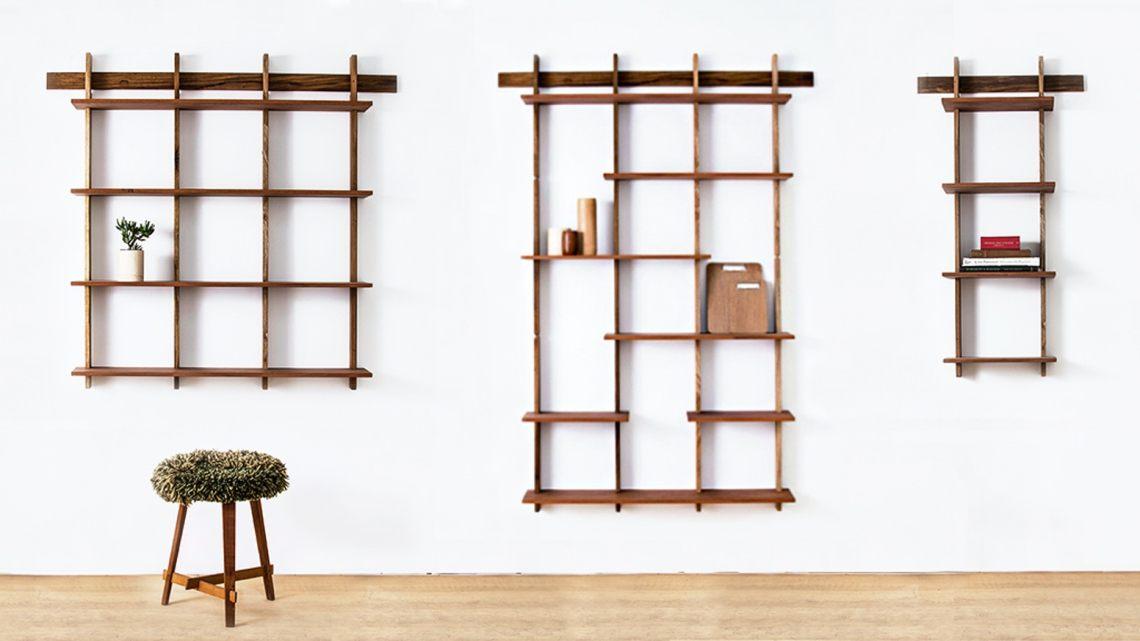 unique design bookshelf