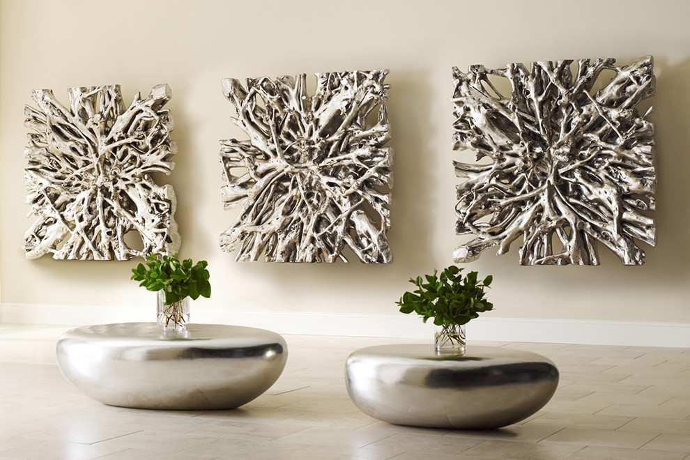 wooden wall art decor