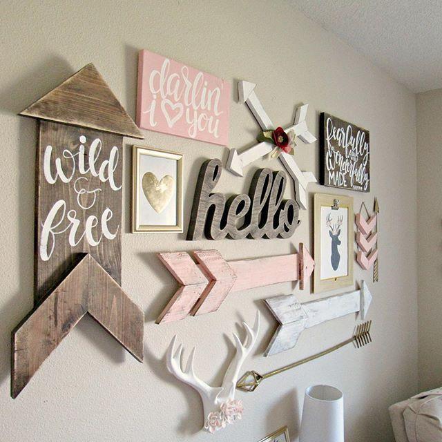 wooden wall art ideas
