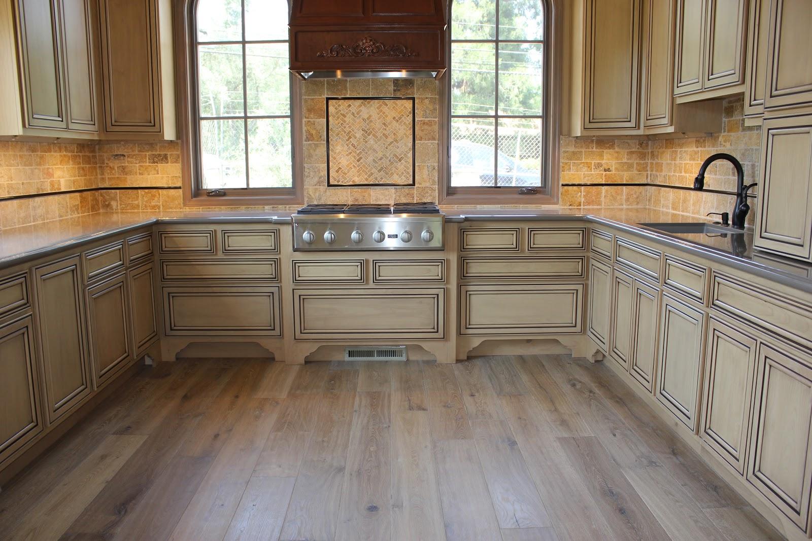Wooden Floor Tile Design