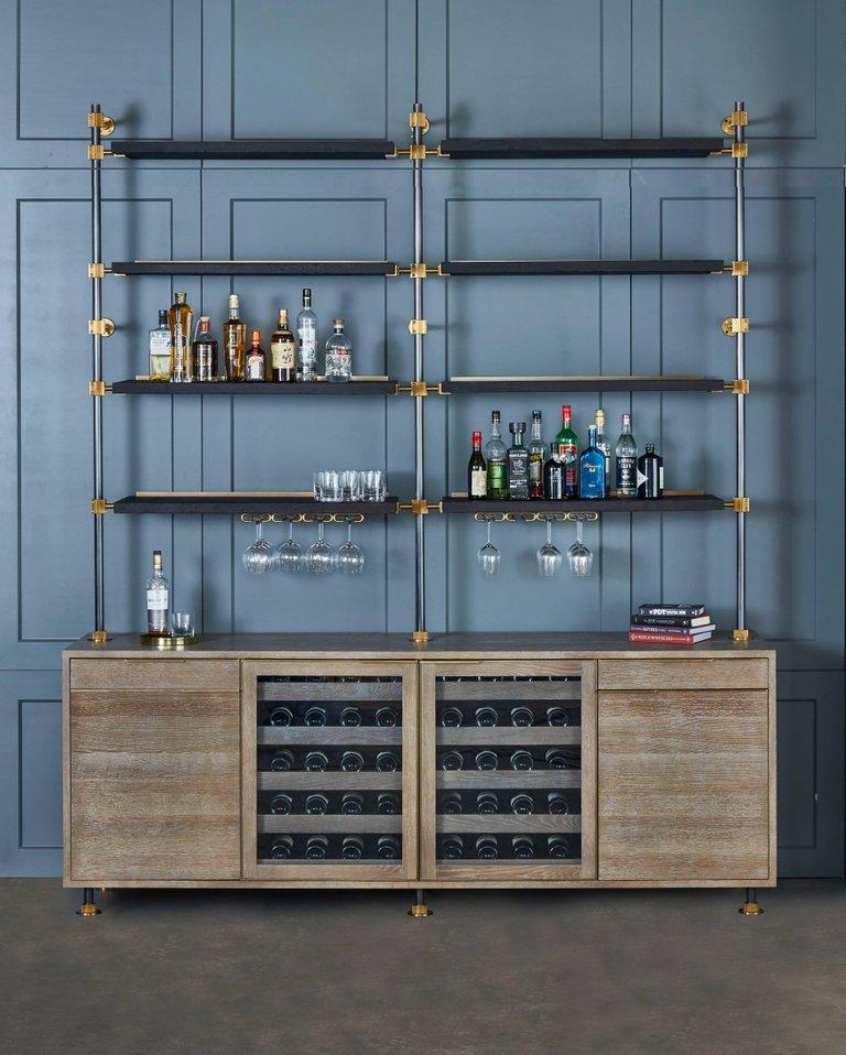 bar unit furniture ideas