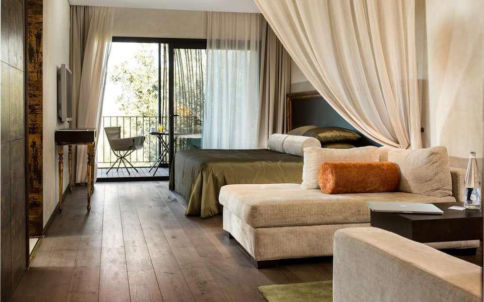 casle bedroom design