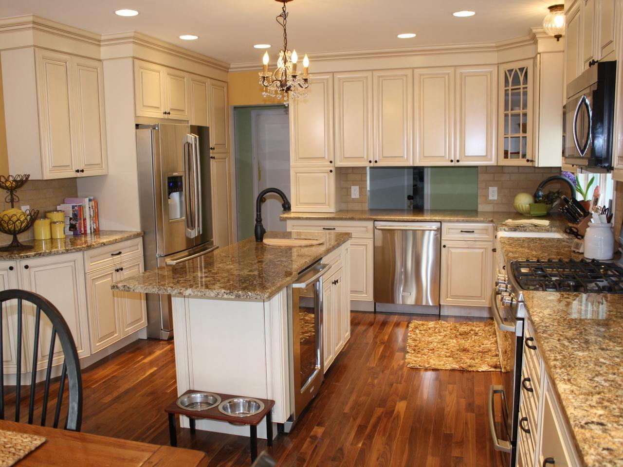 kitchen remodeling flooring ideas