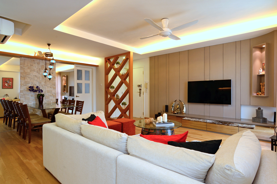 modern indian house design