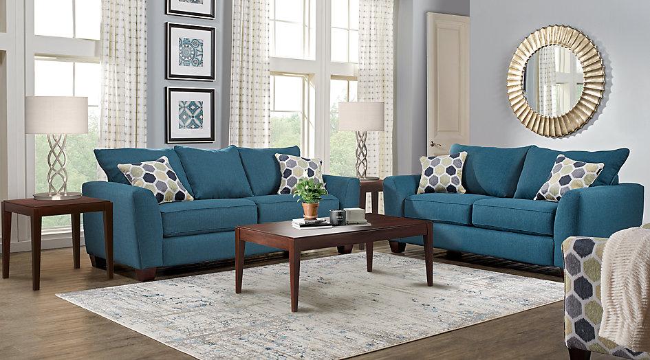 simple ornaments living room design ideas