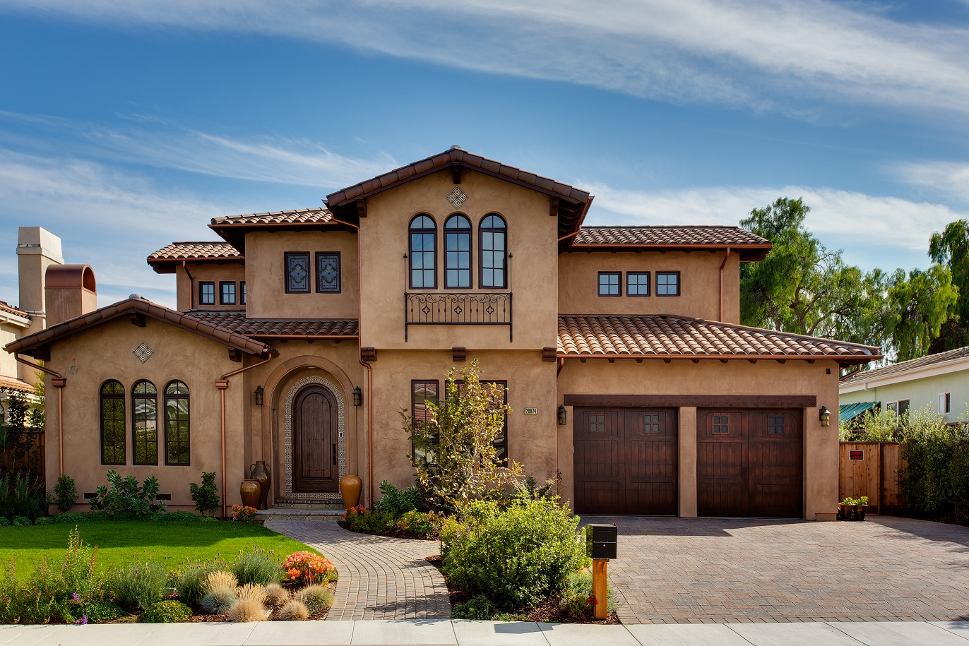 spanish style houses gallery