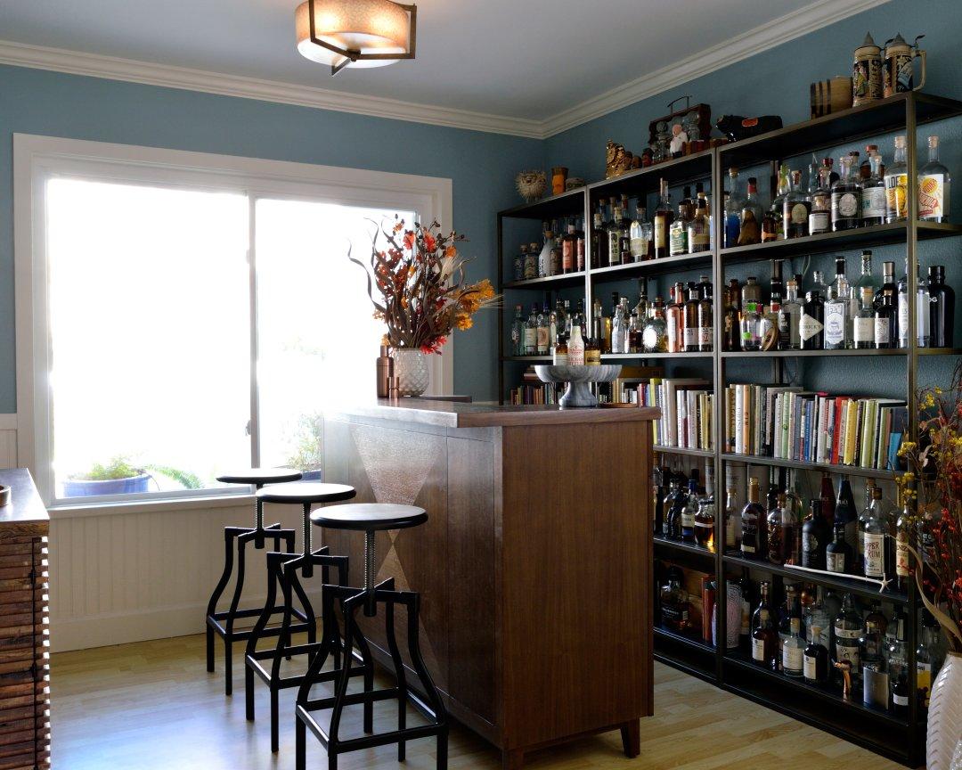 bookcase home bar furniture cheap