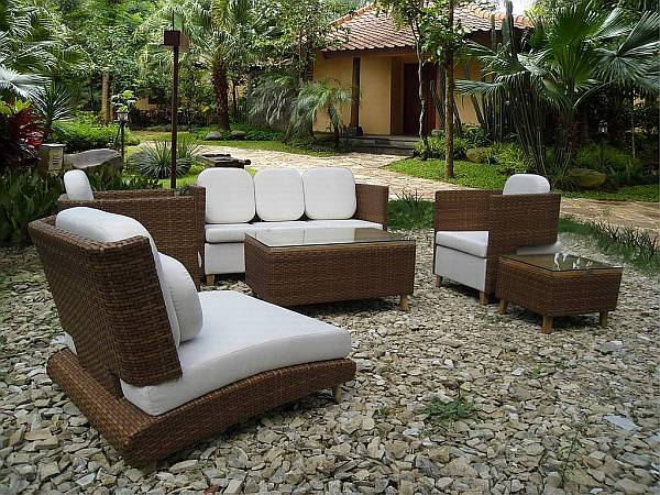 garden ideas furniture design