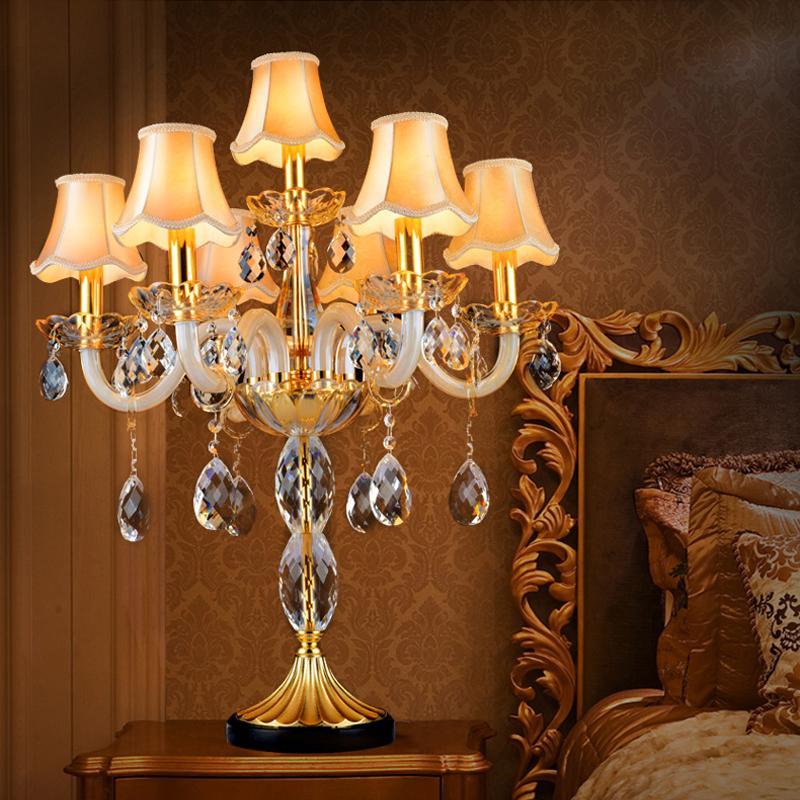 luxury table lamp