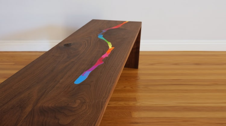 modern wooden table ideas