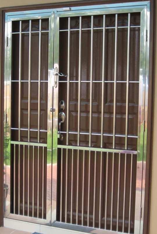 stainless steel door manufacture