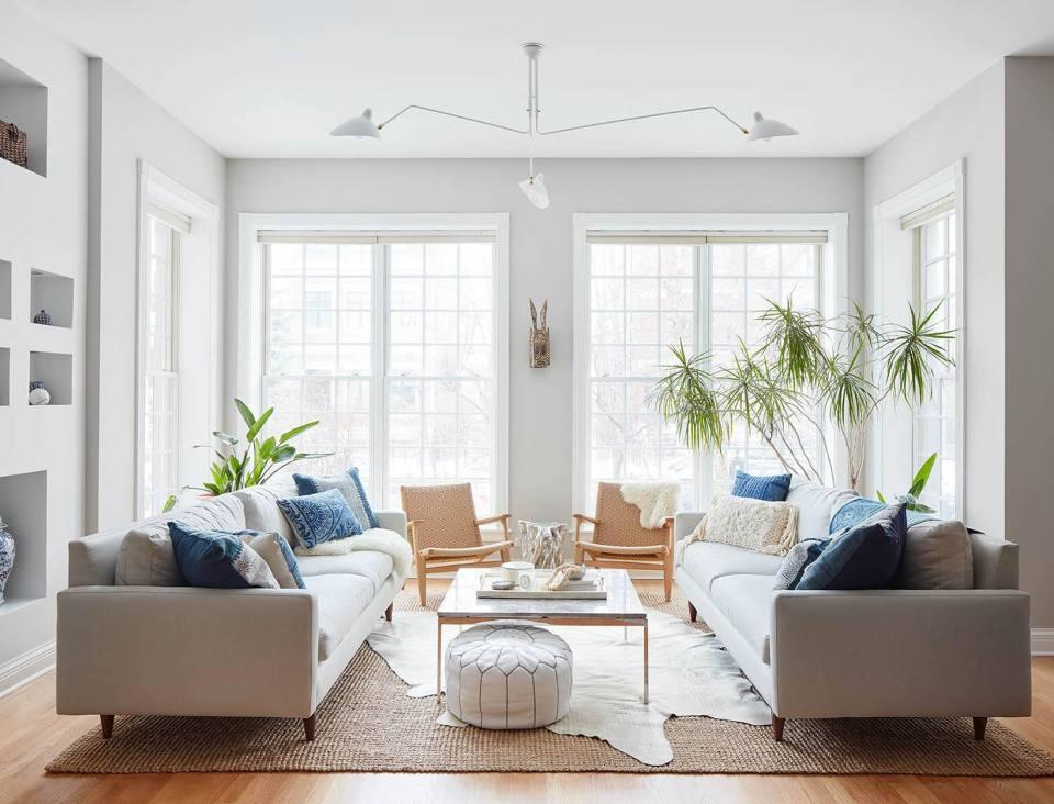 simple minimalist room design