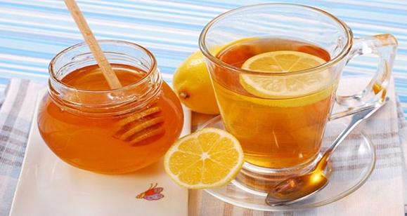 lemon peras dan madu