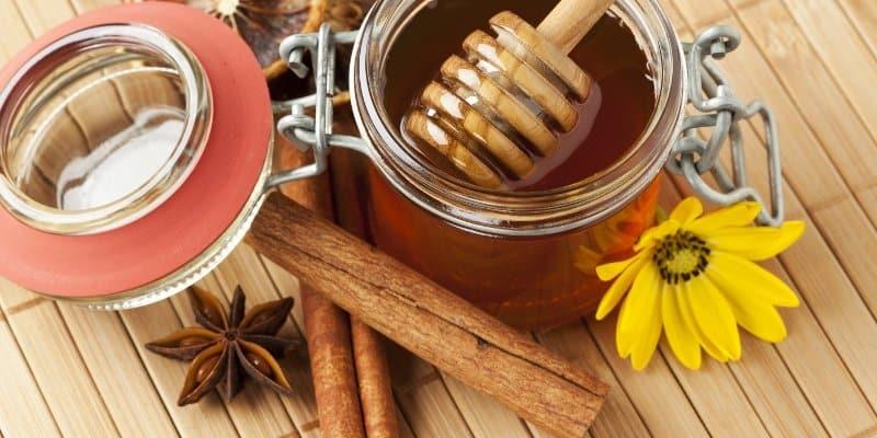 madu dan kayu manis