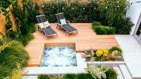 Corner garden ideas