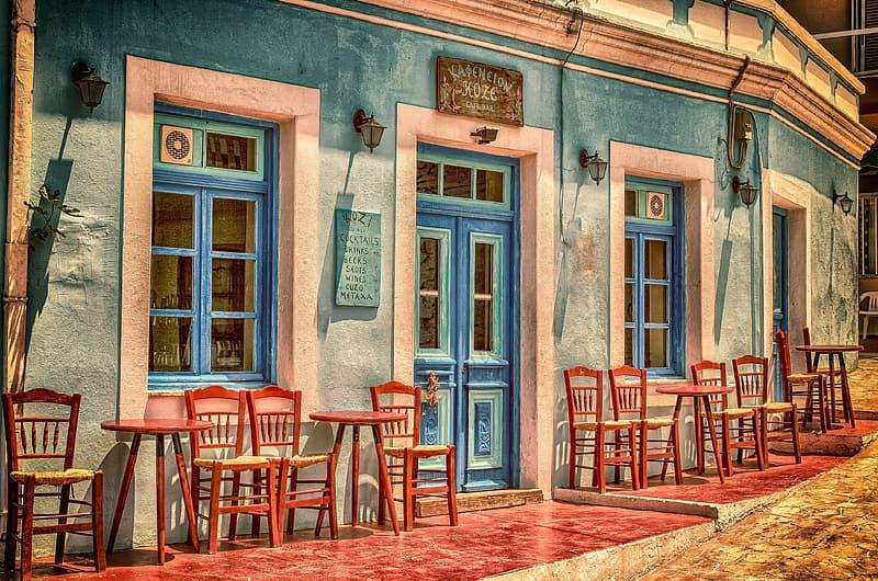 Beautiful Blue window plywood design