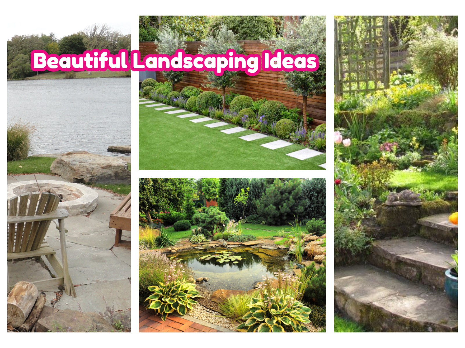 Landscaping Ideas With Pavers Design