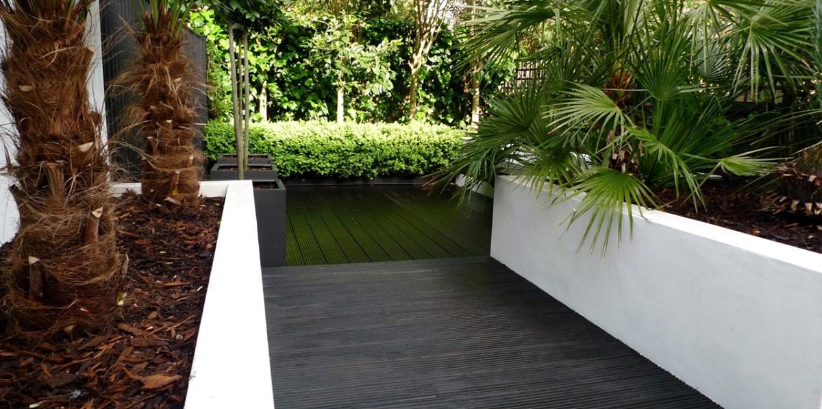 modern urban garden design