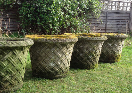 old planters ideas