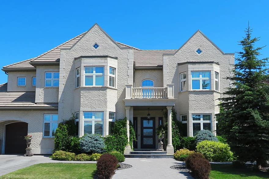 house home real estate residential property building suburban housing exterior 1