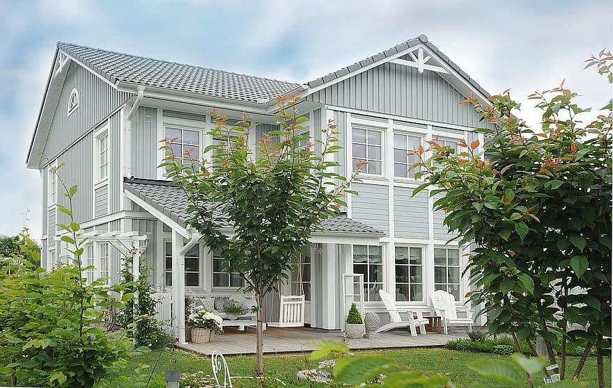 house window luxury lease architecture family veranda property villa
