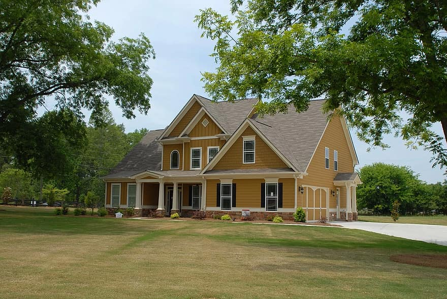 landscaping front yard new home construction real estate realtor for sale buy sell mortgage house estate