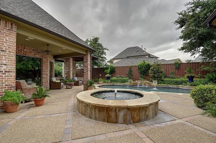 backyard pool backyard pool swimming