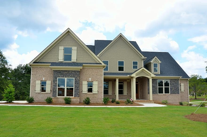 backyard remodel new home house construction estate mortgage residential property family architecture