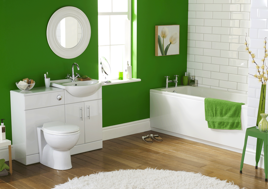 bathroom color ideas 2014 colores para ba 241 os peque 241 os ideas inspiradoras 15724 | Colors For Bathrooms what are good colors for bathroom.