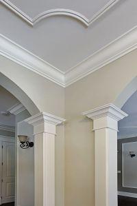 Molduras decorativas, como conseguir un interior con ...
