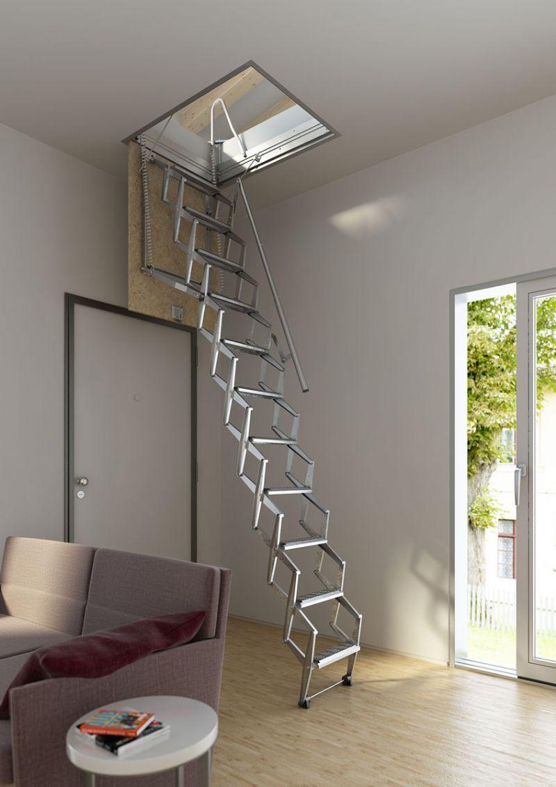 Tendencia en escaleras de la mano de Enesca