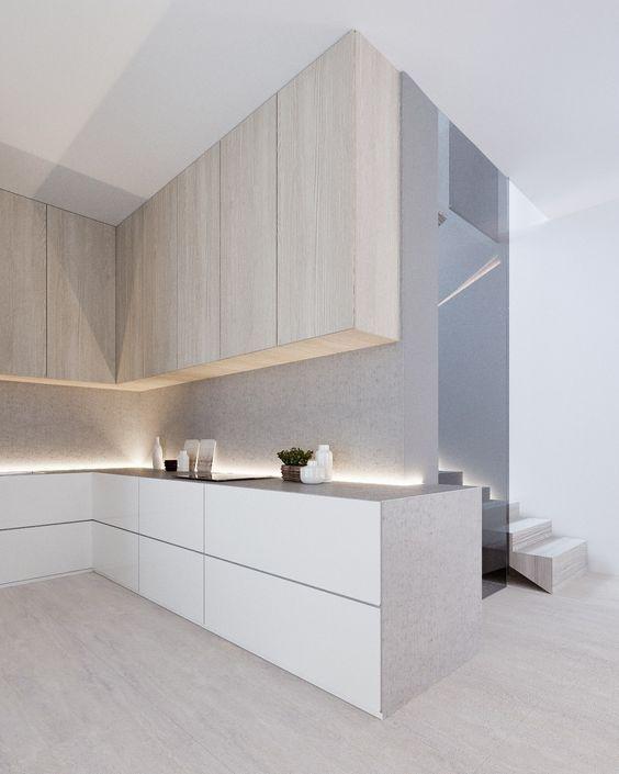 de 37 fotos de cocinas minimalistas