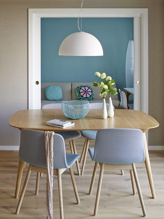 Comedor minimalista consejos para su decoracin