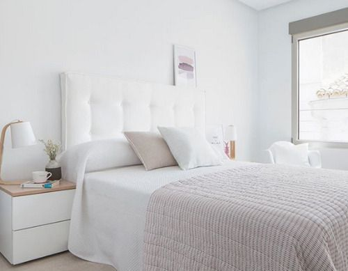 7 fotos de dormitorios nrdicos de matrimonio