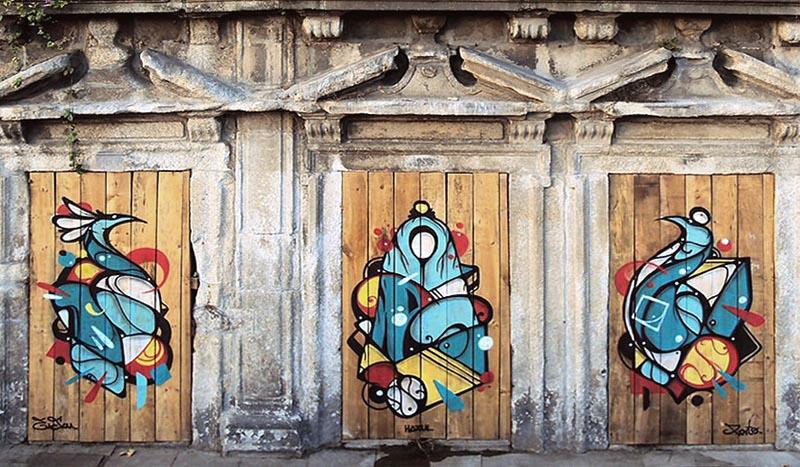 Hazul Luzah mural