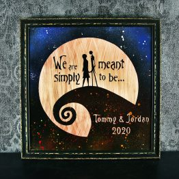 nightmare before christmas, nightmare before christmas personalized, nightmare before christmas names, nightmare before christmas wedding, nightmare before christmas valentines, jack and sally wedding