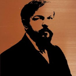 Claude Debussy, Claude Debussy gift, Claude Debussy portrait, Claude Debussy wall art, Claude Debussy poster, Claude Debussy art