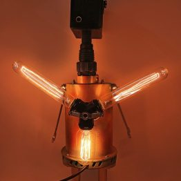 Robot Lamps