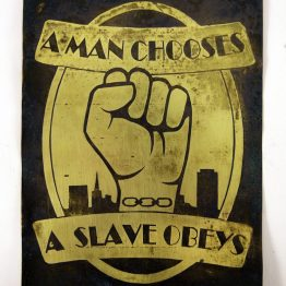 Bioshock gift, wall art, a man chooses, poster