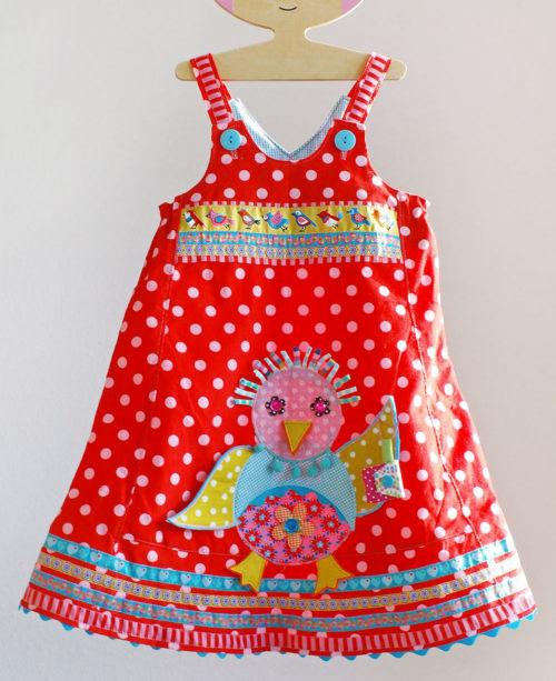 Vida - Schnittmuster Inuit Design - Kleider aus Webware nähen mit Schnittmuster von farbenmix.de